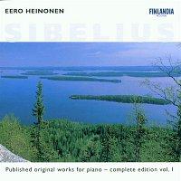 Eero Heinonen – Sibelius: Publ. original works for piano