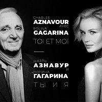 Charles Aznavour, Polina Gagarina – Toi et moi