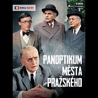 Různí interpreti – Panoptikum Města pražského (remasterovaná reedice)