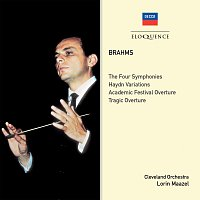 Lorin Maazel, The Cleveland Orchestra – Brahms: Symphonies Nos. 1-4; Overtures; Haydn Variations