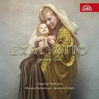Přední strana obalu CD Exaltatio - Vánoční koledy