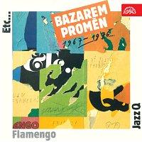 Přední strana obalu CD Bazarem proměn 1967-1976