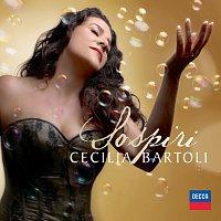 Přední strana obalu CD Sospiri