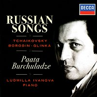 Paata Burchuladze, Ludmilla Ivanova – Russian Songs