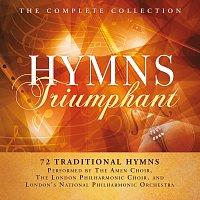 Přední strana obalu CD Hymns Triumphant: The Complete Collection