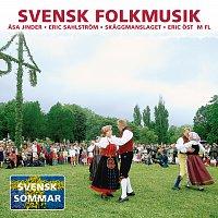 Přední strana obalu CD Svensk folkmusik