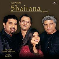 Přední strana obalu CD Shairana