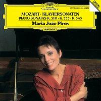 Maria Joao Pires – Mozart: Piano Sonatas K.310, K.333 & K.545