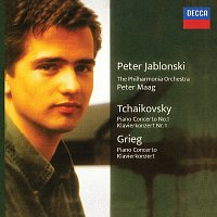 Peter Maag – Tchaikovsky: Piano Concerto No. 1; Grieg: Piano Concerto [The Peter Maag Edition - Volume 12]