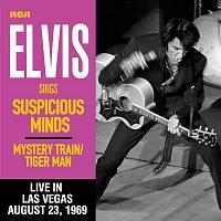 Elvis Presley – Suspicious Minds (Live in Las Vegas, August 23, 1969)