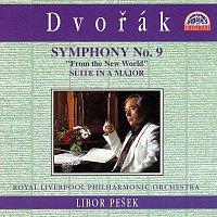Královský liverpoolský filharmonický orchestr, Libor Pešek – Dvořák: Symfonie č. 9 Novosvětská, Suita A dur