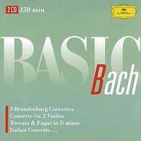 The Boston Pops Orchestra, Munchener Bach-Orchester, Orpheus Chamber Orchestra – Basic Bach [2 CD's]