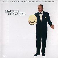 Přední strana obalu CD Maurice Chevalier