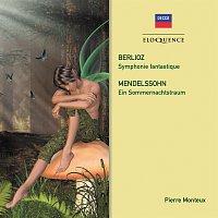 Pierre Monteux, Wiener Philharmoniker – Berlioz: Symphonie fantastique. Mendelssohn: Ein Sommernachtstraum