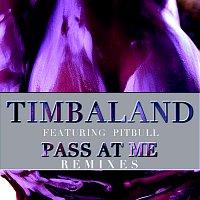 Timbaland, Pitbull – Pass At Me [Remixes]