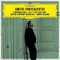 """Boston Symphony Orchestra, Andris Nelsons – Shostakovich: Symphonies Nos. 4 & 11 """"The Year 1905"""" [Live]"""
