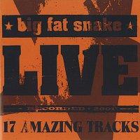 Big Fat Snake – Live (17 Amazing Tracks)