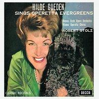 Přední strana obalu CD Hilde Gueden Sings Operatic Evergreens
