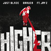 Přední strana obalu CD Higher