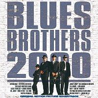 Přední strana obalu CD Blues Brothers 2000