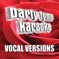 Přední strana obalu CD Party Tyme Karaoke - Adult Contemporary 1 [Vocal Versions]