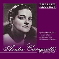 Anita Cerquetti, Orchestra of the Maggio Musicale Fiorentino, Gianandrea Gavazzeni – Anita Cerquetti - A vocal Portrait