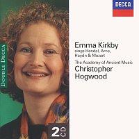 Emma Kirkby, The Academy of Ancient Music, Christopher Hogwood – Emma Kirkby sings Handel, Arne, Haydn & Mozart