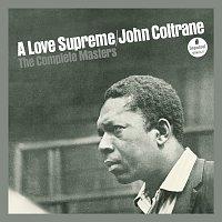 Přední strana obalu CD A Love Supreme: The Complete Masters
