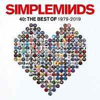 Simple Minds – Forty: The Best Of Simple Minds 1979-2019