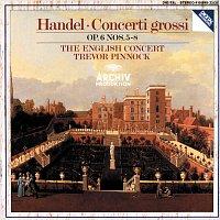 The English Concert, Trevor Pinnock, Simon Standage, Elizabeth Wilcock – Handel: Concerti grossi Op.6, Nos.5-8