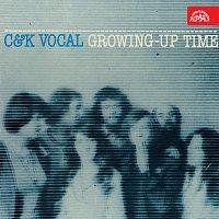 Přední strana obalu CD Growing-up Time