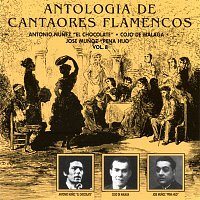 Various Artists.. – Antología de Cantaores Flamencos, Vol. 8 (Remastered 2015)