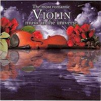 Různí interpreti – The Most Romantic Violin Music In the Universe