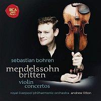 Sebastian Bohren, Benjamin Britten, Royal Liverpool Philharmonic Orchestra, Andrew Litton – Mendelssohn & Britten: Violin Concertos