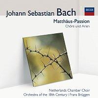 Netherlands Chamber Choir, Orchestra Of The 18th Century, Frans Bruggen – Bach: Matthaus Passion - QS