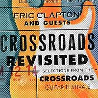 Přední strana obalu CD Crossroads Revisited Selections From The Crossroads Guitar Festivals