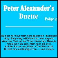 Peter Alexander – Peter Alexander's Duette Folge 2