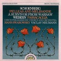 Česká filharmonie/Hans Swarowsky – Schönberg, A. Pelleas a Melisanda...