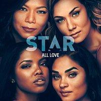 """Přední strana obalu CD All Love [From """"Star"""" Season 3]"""