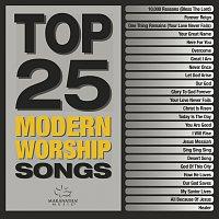 Různí interpreti – Top 25 Modern Worship Songs