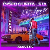 David Guetta – Let's Love (Acoustic)