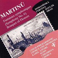 Česká filharmonie, Karel Ančerl – Martinů: Symfonické fantazie (Symfonie č. 6), Kytice