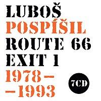 Přední strana obalu CD Route 66 - Exit 1 - 1978-1993