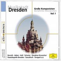 Přední strana obalu CD Dresden: Frauenkirche [Eloquence]