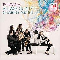 Alliage Quintett, Sabine Meyer, Igor Stravinsky – Fantasia