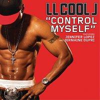 Přední strana obalu CD Control Myself