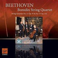 Borodin Quartet – Beethoven : String Quartets opp 95 & 132