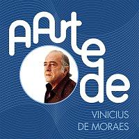 Přední strana obalu CD A Arte De Vinícius De Moraes
