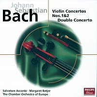Salvatore Accardo, Chamber Orchestra Of Europe – Bach, J.S.: Violin Concertos/Double Concerto