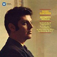 """Daniel Barenboim – Beethoven: Piano Sonatas Nos. 15 """"Pastoral"""", 19, 20 & 21 """"Waldstein"""""""
